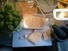 Ingredienten om zelf lekkere verse pesto te maken!