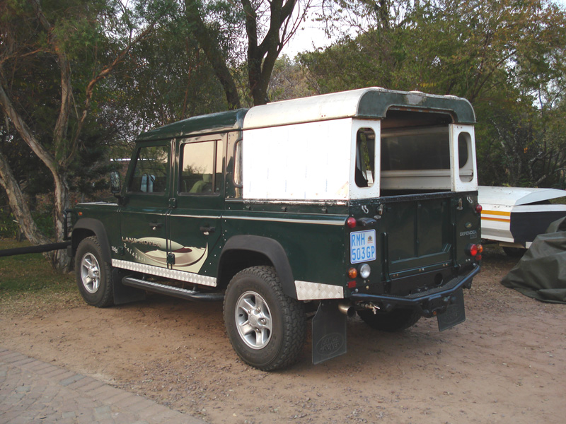 The Defender Td5 Project South Africa Marcodelange Nl
