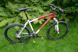 Rocky Mountain Vertex bike
