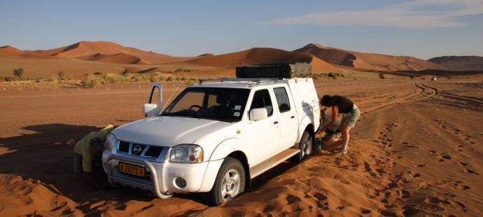 Self Drive Namibie